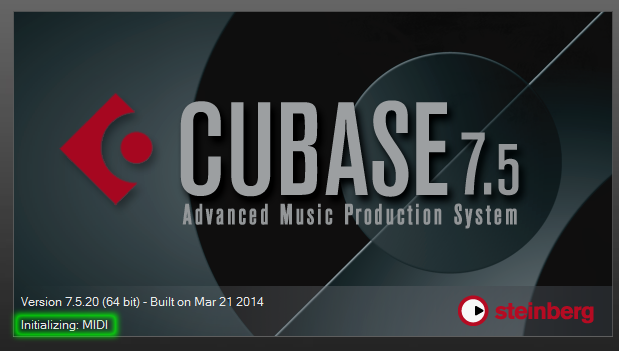 Ultimate Outsider: How to Speed up Cubase's Initializing
